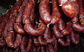 Ristra Chorizo Equino